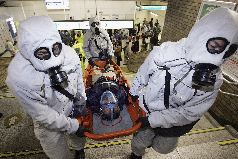Tokyo subway sarin attack