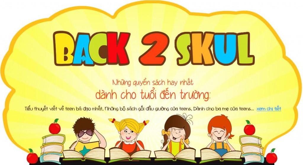Back 2 Skul V Nhng Ebook Hay Nht Dnh Cho Tui N Trng